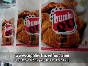 Tepung TEMPE, Tepung CRISPY, Tepung KENTUCKY, http://supplierfrozenfood.com/, 082.136.568.222 (Simpati), 0274 - 8511.222 (Flexi)